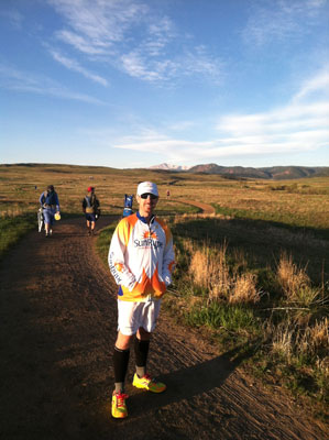Pre Race Greenland 50k