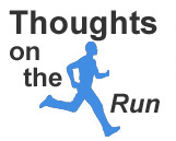 thoughts on the run logo