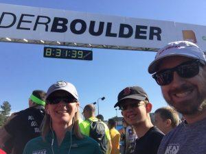 Bolder Boulder Start