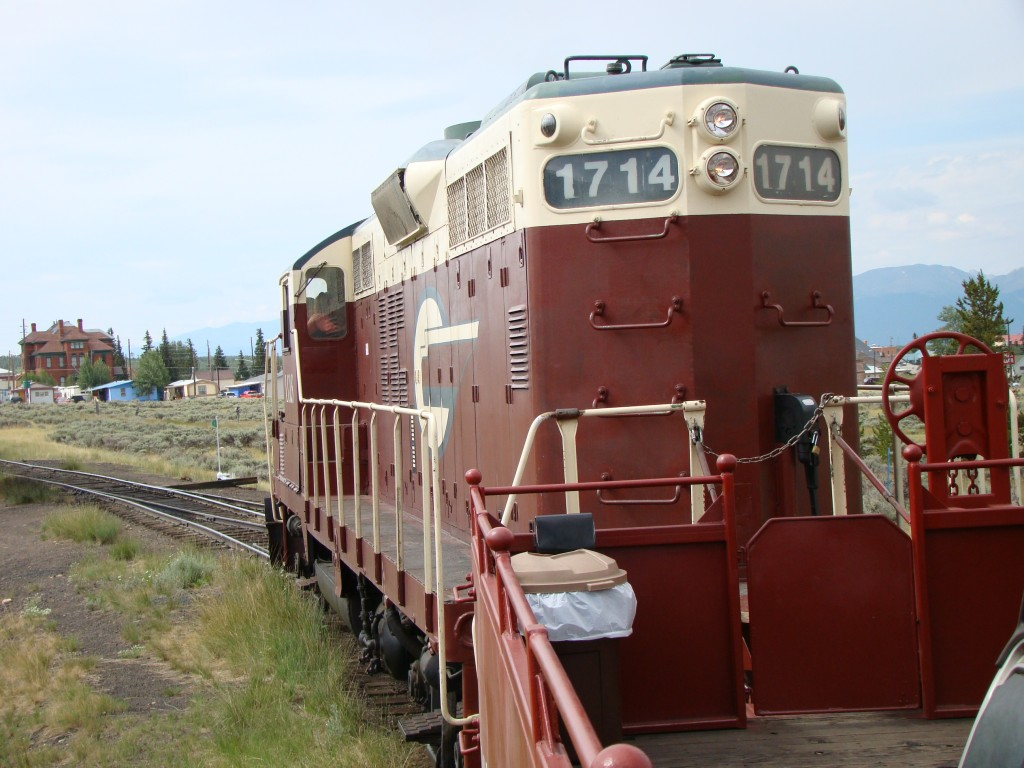 Leadville Train Tour