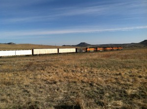 Greenland Trail 50k Train
