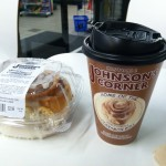 World Famous Cinnamon Roll &amp; Coffee