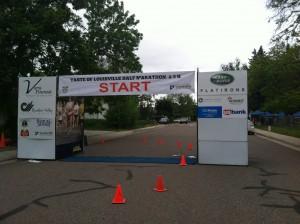 Taste of Louisville Half Marathon