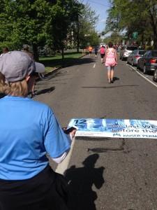 Colfax Half Marathon Mile 12