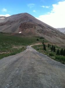 SR50 Last Climb