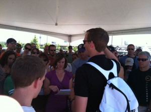 Denver Triathlon Athlete Briefing