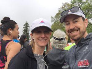 2016 Colfax Half Marathon Start