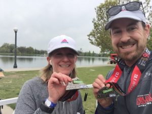 Colfax Half Marathon Medal