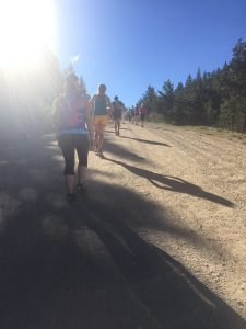Leadville Half Mile 1