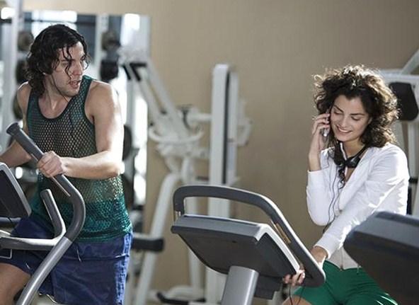 Gym Friends